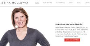 Christina Holloway - Executive Coaching