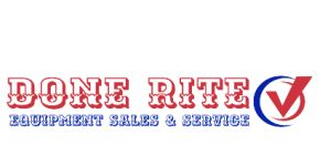 Done Rite Equipment Sales & Service