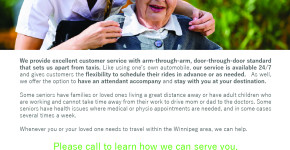 Patient Transport Services