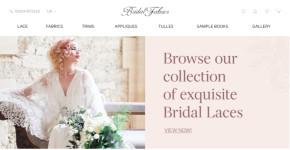Bridal Fabrics – fabric store