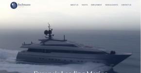 Bachmann Yachts – brochure website