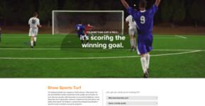 Shaw Sport Turf