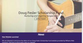 Doug Fesler Scholarship Fund