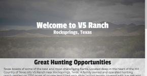 V5 Ranch
