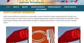 Huffy's Airport Windsocks