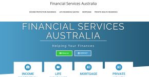Financial services Australia