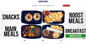 Super Fit Foods