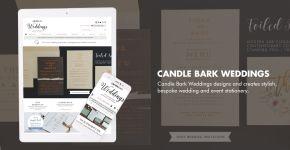 Candle Bark Weddings