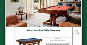 The Front Range Pool Table Company