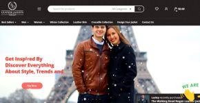 Leathers Jacket Designer
