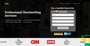 Ghost Writing Services