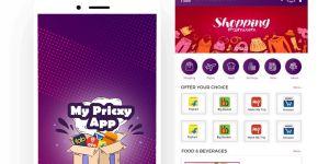 MyPriXCY App