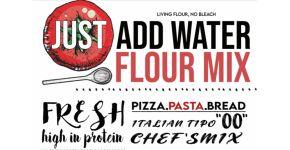 Just Add Water Flour