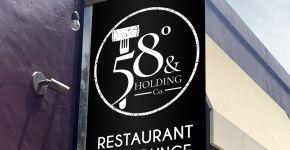 58 Degrees & Holding