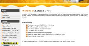 JK Electric Motors
