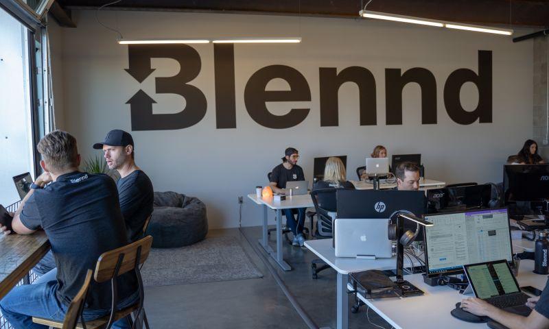 Blennd - Photo - 2