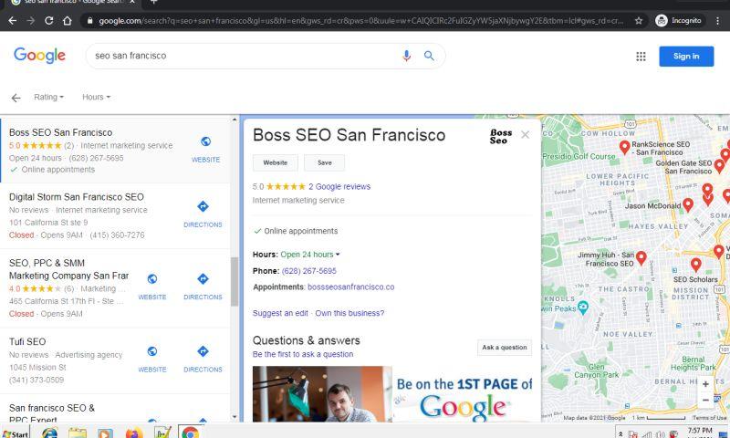 Boss SEO San Francisco - Photo - 3