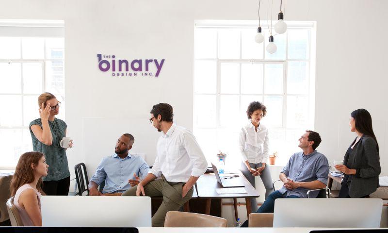 The Binary Design - Photo - 2