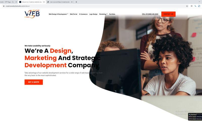 Creative Website Studio - Photo - 1