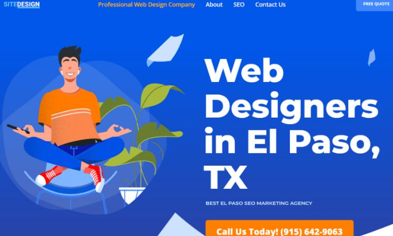 Site Design El Paso - Photo - 2
