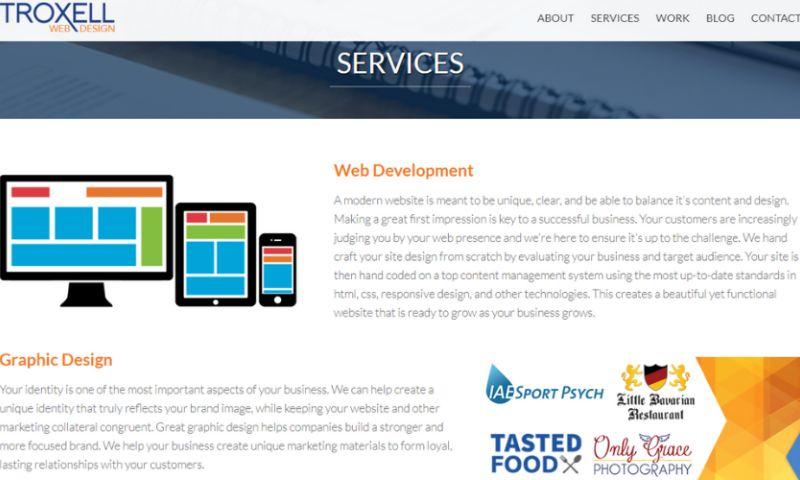 Troxell Web Design - Photo - 2