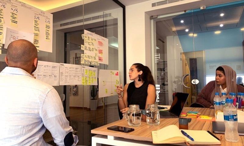 Blue Hat - Design & Innovation Consultancy - Photo - 2