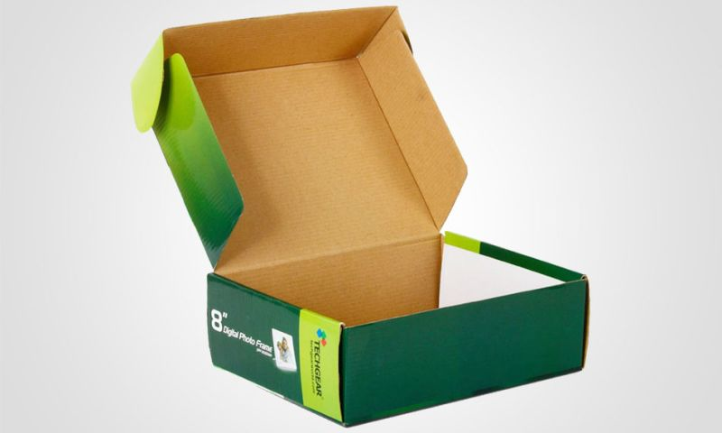 Custom Printed Mailer Boxes - Photo - 1