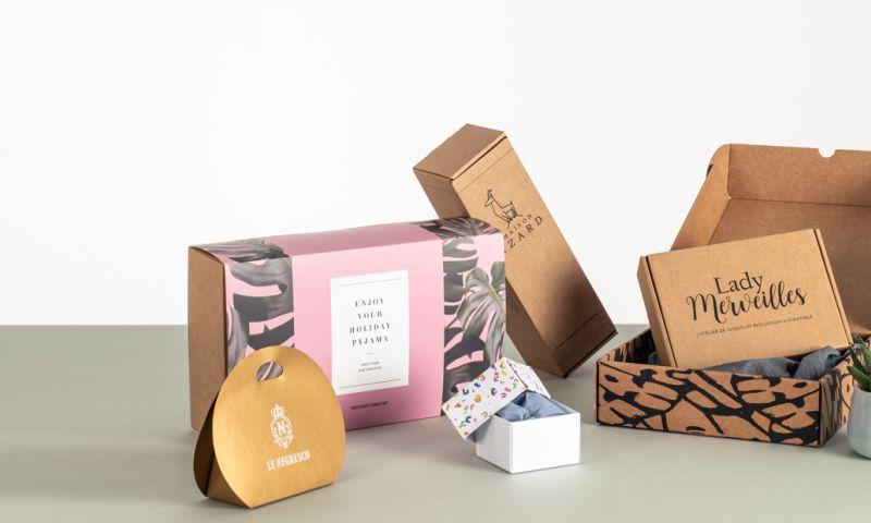 Custom Printed Mailer Boxes - Photo - 2