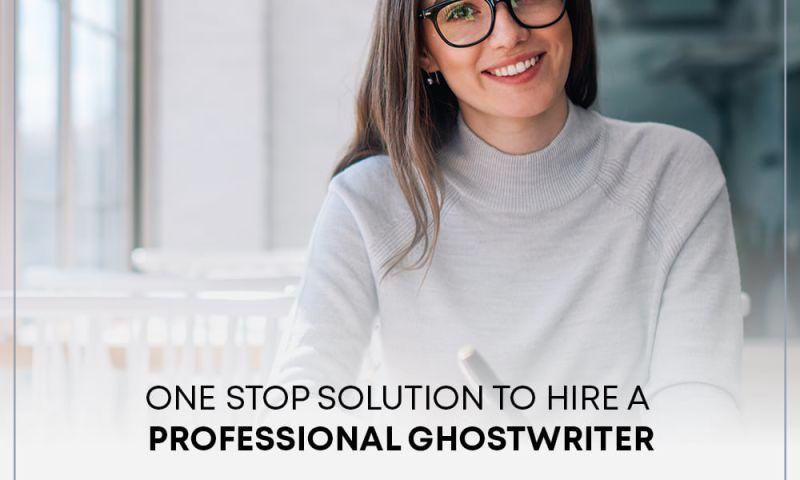 Ghostwriting Venture - Photo - 2