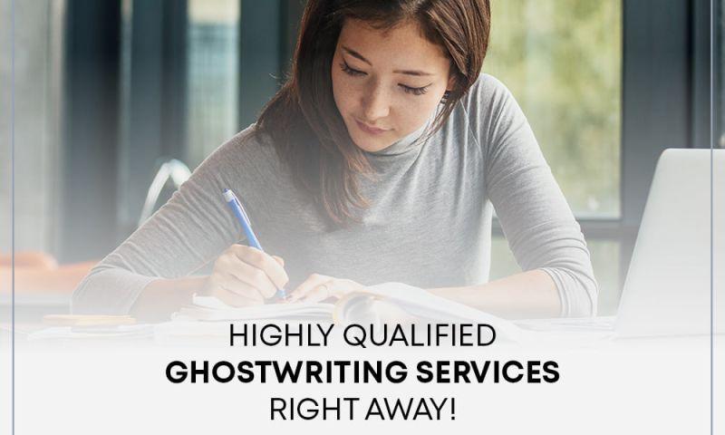 Ghostwriting Venture - Photo - 3