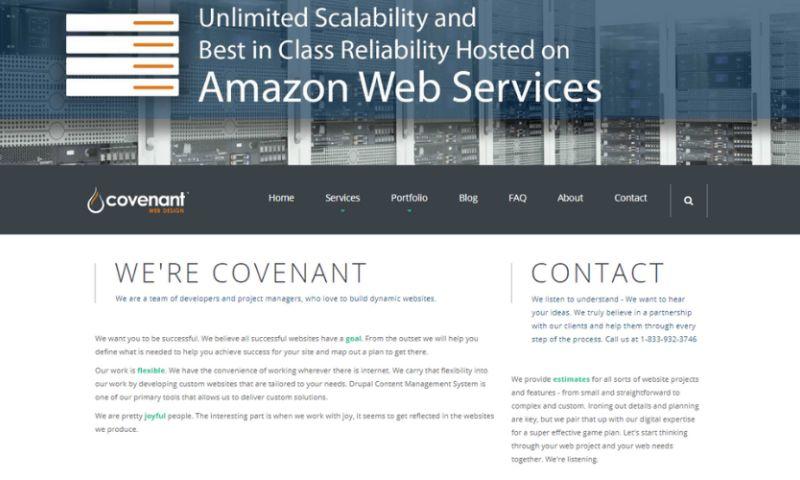 Covenant Web Design - Photo - 1