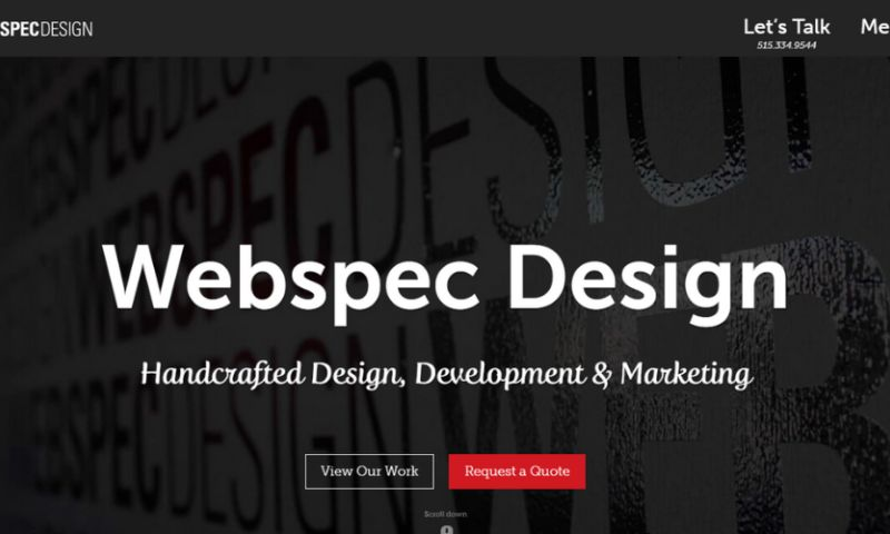 Webspec Design - Photo - 1