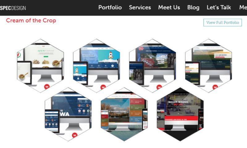 Webspec Design - Photo - 2