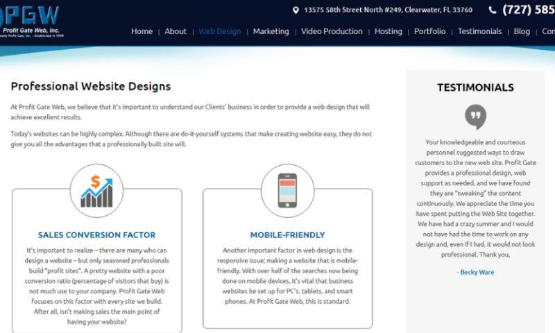 Profit Gate Web, Inc. - Photo - 3