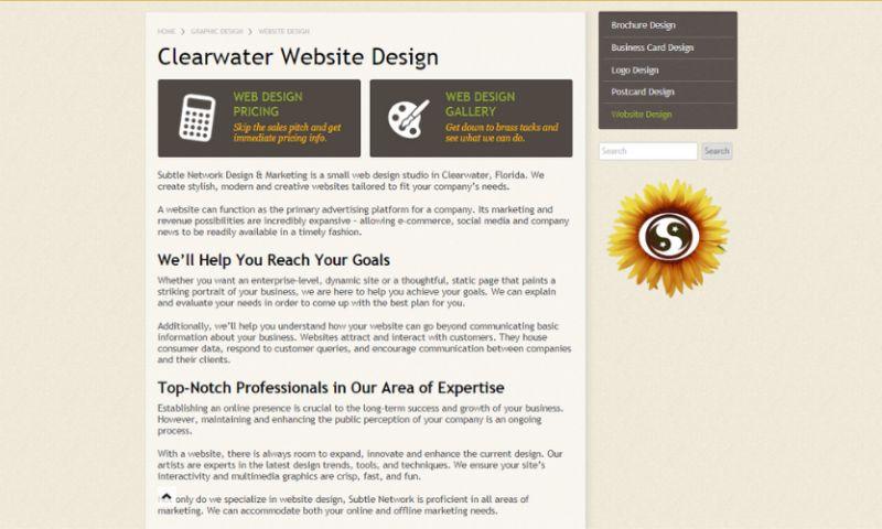 Subtle Network Design & Marketing - Photo - 2
