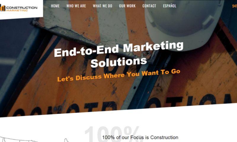 Construction Marketing Inc - Photo - 1