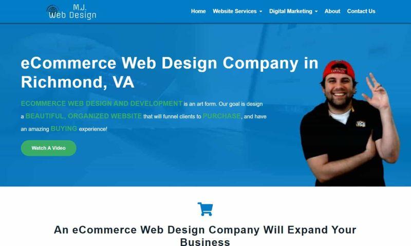 M.J. Web Design - Photo - 2