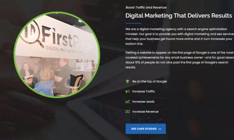 FirstPage Marketing - Photo - 2