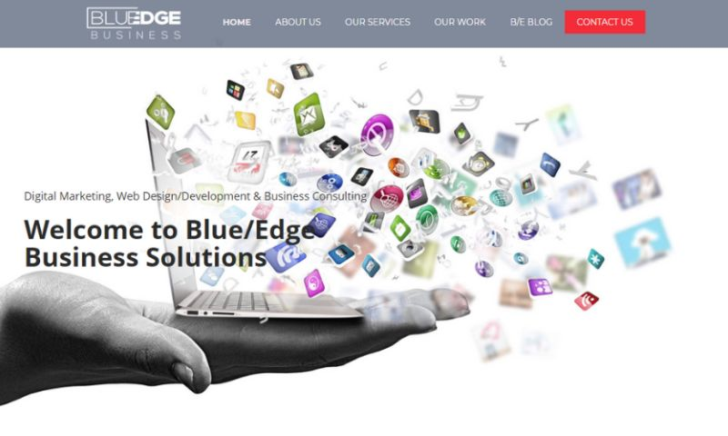 Blue Edge Business Solutions - Photo - 1