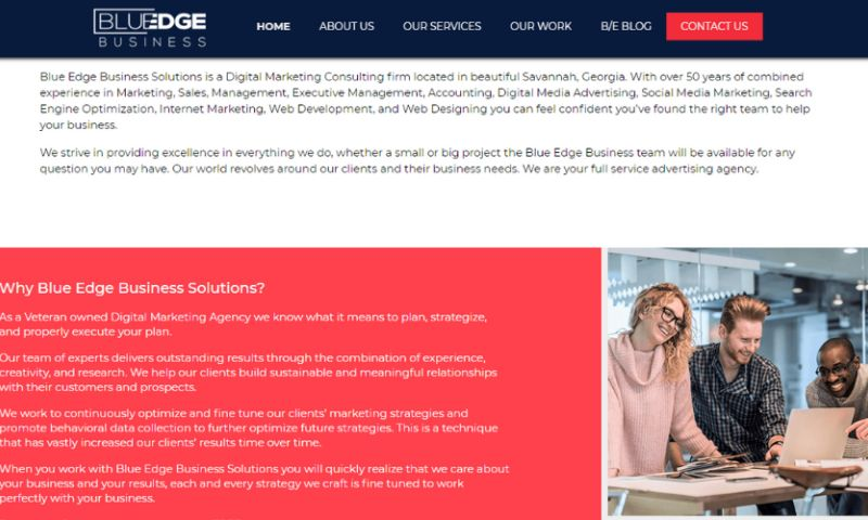 Blue Edge Business Solutions - Photo - 2