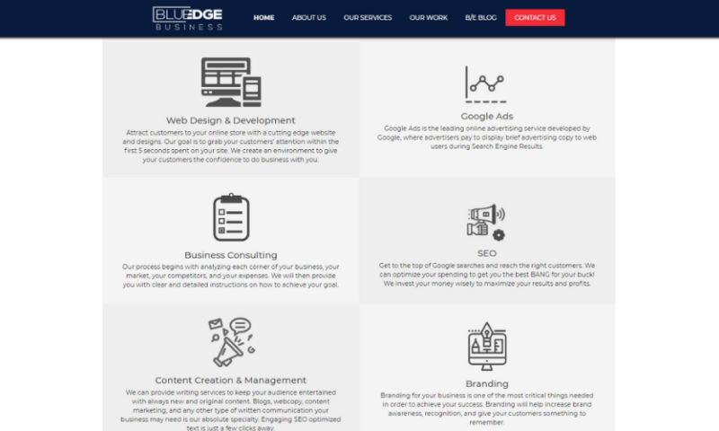 Blue Edge Business Solutions - Photo - 3