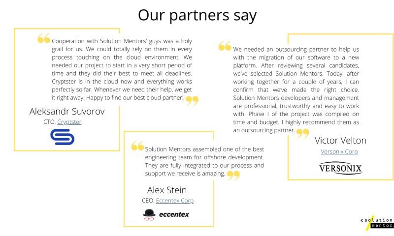 Solution Mentors Inc. - Photo - 3