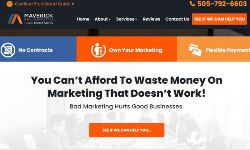 Maverick Web Marketing - Photo - 2