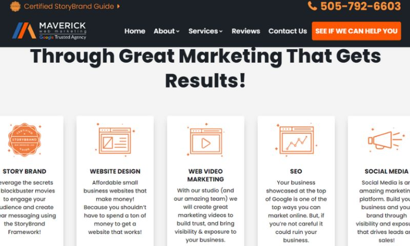 Maverick Web Marketing - Photo - 3