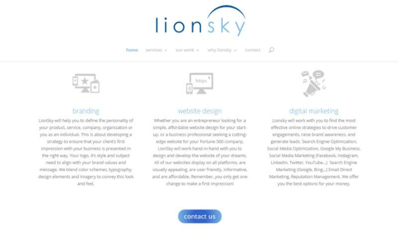 LionSky - Photo - 2