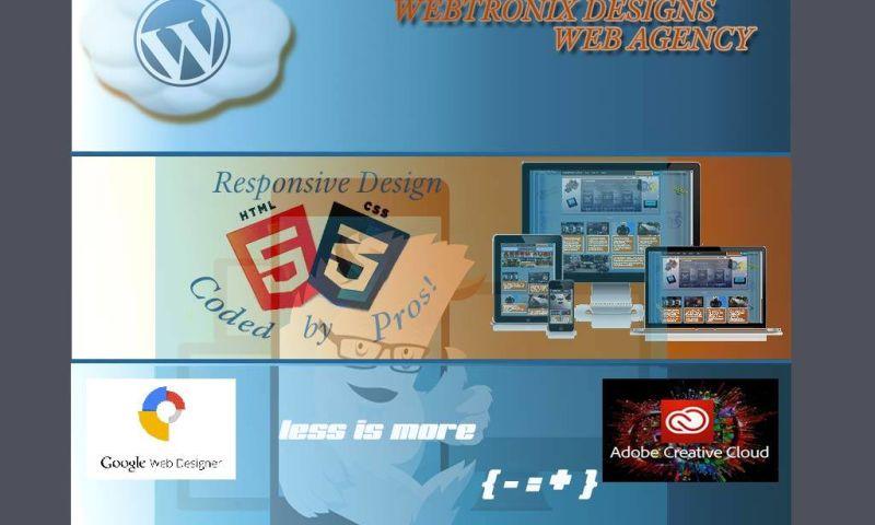 Webtronix Designs Web Agency - Photo - 1
