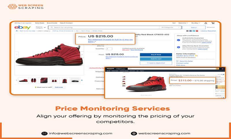 Web Screen Scraping - Photo - 2
