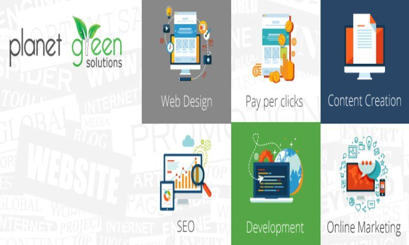 Planet Green Solutions Dubai - Photo - 1