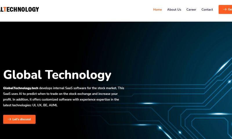 GlobalTechnology.tech - Photo - 1