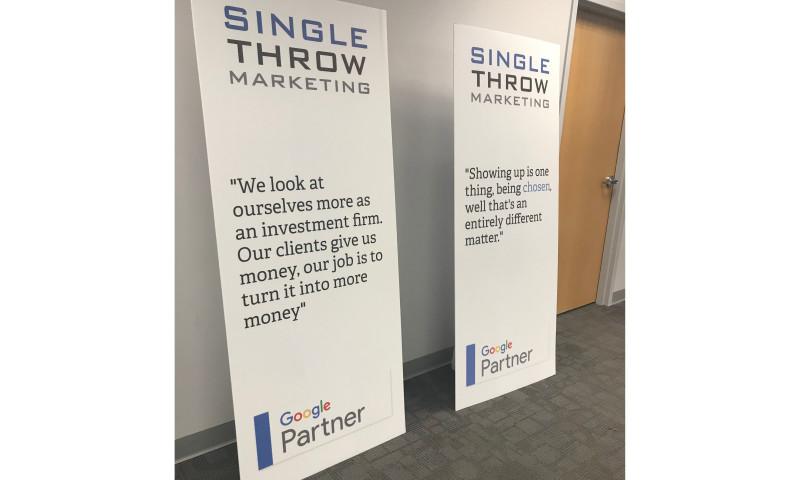 Single Throw Marketing - Photo - 2